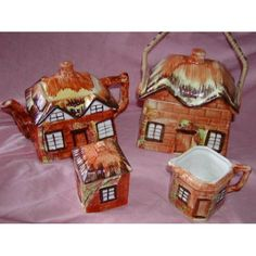 Kessington Cottage Ware - If you see this set, please call me!!
