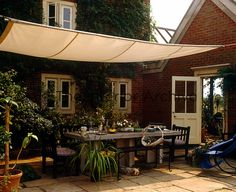 awning? very doable