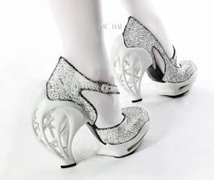 64 Strangest & Catchiest 3D Printed Shoes - Pouted Online Magazine - Latest Design Trends, Creative Decorating Ideas, Stylish Interior Designs & Gift Ideas