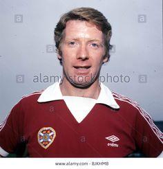 Season 1979/1980 Hearts Alex Macdonald .