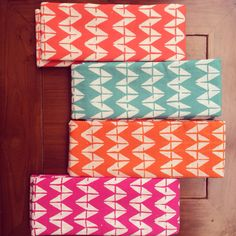 Chevron cotton