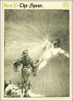 Willy Pogany  Parsifal by Wagner  Published by C. Y Crowell ~ 1912