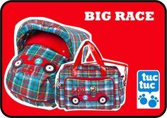 Conoce la nueva colección de Tuc Tuc: Big Race  http://cktiendaonline.es/bebe/big-race-tuc-tuc