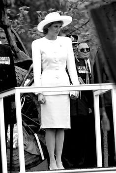 """May 14 1989 Diana took the Salute at the Combined Cavalry """"Old Comrades"""" Annual Parade and Memorial Service in Hyde Park, London"""