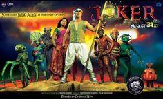 Watch latest Hindi movie Joker 2012 of Akshay Kumar, Sonakshi Sinha, Shreyas Talpade, Minisha Lamba, Vindu Dara Singh