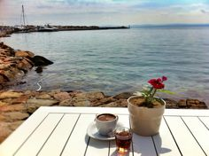 #coffeeoftheday, #gununkahvesi from iconjane, turkish coffee, bozcaada