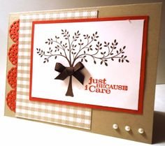 Because I Care by dani114 - Cards and Paper Crafts at Splitcoaststampers