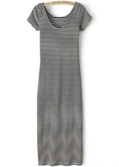 Classic striped maxi and just $15