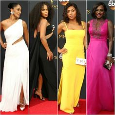 Emmys fashion was diverse and colorful last night. Which star's look stood out…
