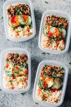 20 easy lunches you can meal prep on Sunday