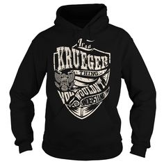 Its a KRUEGER Thing (Eagle) - Last Name, Surname T-Shirt