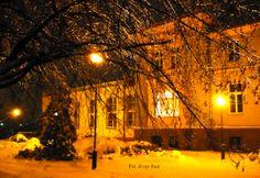 Namysłów zimą http://salvadofotografia.blogspot.com/2013/09/namysow-moje-miasto.html