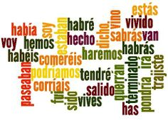 verbs conjugated