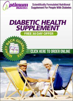 HEALTH AWARENESS: Optimum Diabetics
