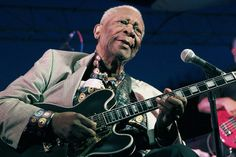 Blues legend B.B. Ki