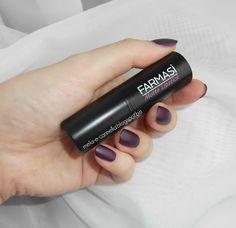 Farmasi - Matte Lipstick - Pretty Vampire 22  dark FARMASI lipstick matte ruž