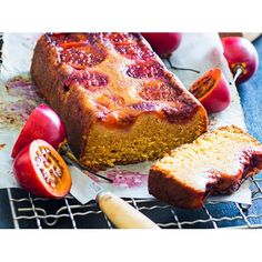 Loaf Recipes, Almond Recipes, Cake Recipes, Sweet Recipes, Dessert Recipes, Chocolate Cherry, Chocolate Cakes, Blueberry Cheesecake, Loaf Cake