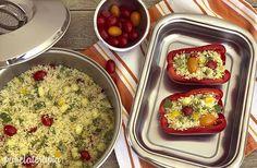 Compartilhar Tweet Pin Enviar por e-mail Essa é uma receita super coringa na cozinha! Muito fácil de preparar, saudável e deliciosa! É uma refeição ...