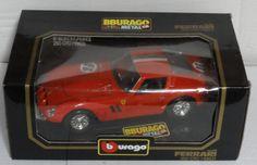 Bburago 1:18 Ferrari 250 GTO 1962 rot 2x Nr.96 OVP | eBay