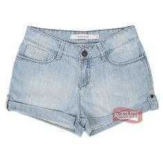 7545a49cd8 Short Jeans Feminino Floyd 100% Algodão - Tassa Gold