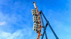 More coaster news dominates this morning, as SeaWorld Orlando shared that Ice Breaker, the park's newest roller coaster, will debut in February 2022: New Roller Coaster, Roller Coasters, Busch Gardens Tampa Bay, Best Amusement Parks, Seaworld Orlando, Orlando Resorts, Downtown Disney, Disneyland Resort, Disney World Resorts