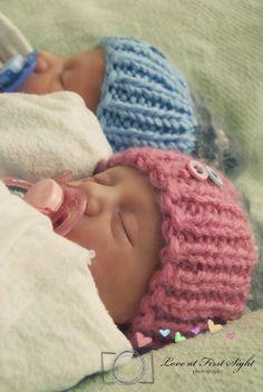 #twins #newborn hospital picture