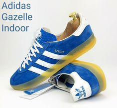 half off e753f 67823 Vintage Adidas Gazelle Indoor Adidas Og, Adidas Shoes, Shoes Sneakers,  Football Casuals,