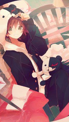 Makoto Naegi | Dangan Ronpa #anime
