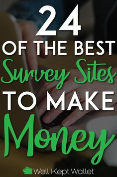 19 Best Survey Sites to Get Paid Taking Surveys in 2020 Ways To Save Money, Make More Money, Money Tips, Extra Money, Make Money Taking Surveys, Online Surveys For Money, Best Online Survey Sites, Survey Sites That Pay, Money Fast