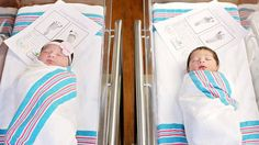 Adorable story of star-crossed babies born in the same hospital goes viral