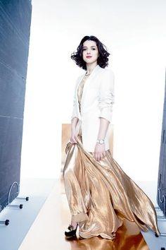 Khatia Buniatishvili magazine photo | December 2012