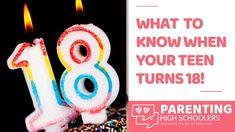 Parenting Teens, Parenting Hacks, Birthday Party For Teens, In High School, Diy For Teens, Life Skills, Teaching Kids, Birthdays, 18th