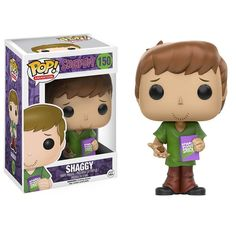 Funko Scooby Doo POP Shaggy Vinyl Figure