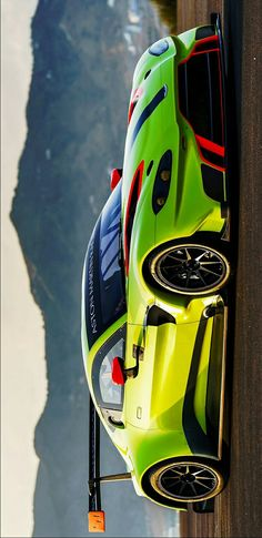 (°!°) 2018 Aston Martin Vantage GTE Racecar