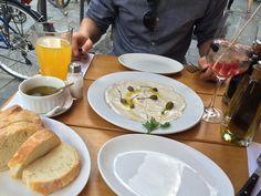 Vitello Tonato im riva tal in München. Lust Restaurants zu testen und Bewirtungskosten zurück erstatten lassen? https://www.testando.de/so-funktionierts