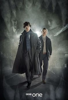 Created by Mark Gatiss, Steven Moffat. With Benedict Cumberbatch, Martin Freeman, Una Stubbs, Rupert Graves. A modern update finds the famous sleuth and his doctor partner solving crime in century London. Sherlock John, Sherlock Poster, Sherlock Holmes Bbc, Sherlock Y Watson, Sherlock Season 2, Sherlock Tv Series, Watch Sherlock, Sherlock Fandom, Netflix Series