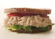 Tuna sandwich. Cant beat a classic.