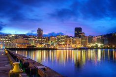 After Napier we're heading to Wellington. Wellington, New Zealand by Modern Day Nomad, via Flickr