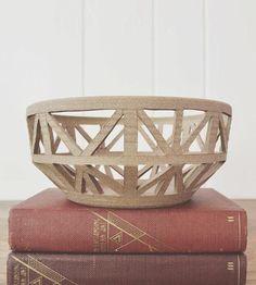 Rustic Versatile Ceramic Bowl by Convivial Production on Scoutmob Shoppe