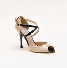 Handmade Tango Shoes by Femme Fanatique Alternativa Collection