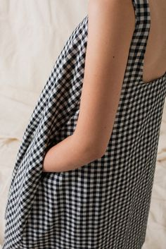 rennes Hickory Dress Set Gingham