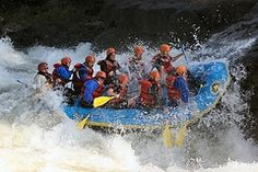 Whitewater Rafting the Upper Gauley ~ Fayetteville, West Virginia