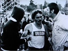 Pre with oregon coach Bill Dellinger on right | Flickr - Photo Sharing!