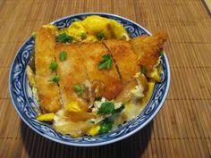Otaku Family: Chicken Katsu Don (チキンカツ丼)