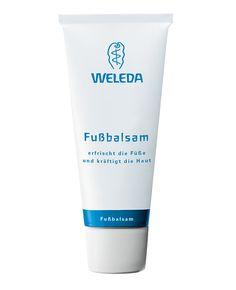 Бальзам для ног Fussbalsam от Weleda