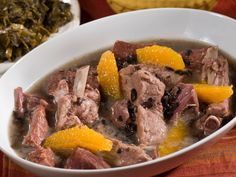Brazilian Feijoada recipe from Tyler Florence via Food Network