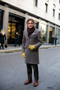 On the Street….Via Montenapoleone, Milano « The Sartorialist