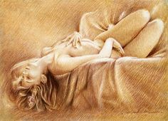 "Saatchi Art Artist Walter Girotto; Drawing, ""I MISS YOU"" #art"