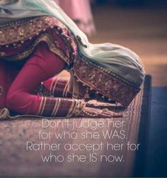 Accept her with all your true heart ! Muslim Couple Quotes, Muslim Quotes, Muslim Couples, Muslim Women, Beautiful Islamic Quotes, Islamic Inspirational Quotes, Islamic Qoutes, Girly Quotes, Life Quotes
