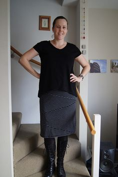 Me made outfit today Sewing Tutorials, Skirts, Pattern, Outfits, Sash, Suits, Patterns, Skirt, Model